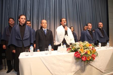 uepg notícias pacifista japonês destaca princípios humanistas da uepg